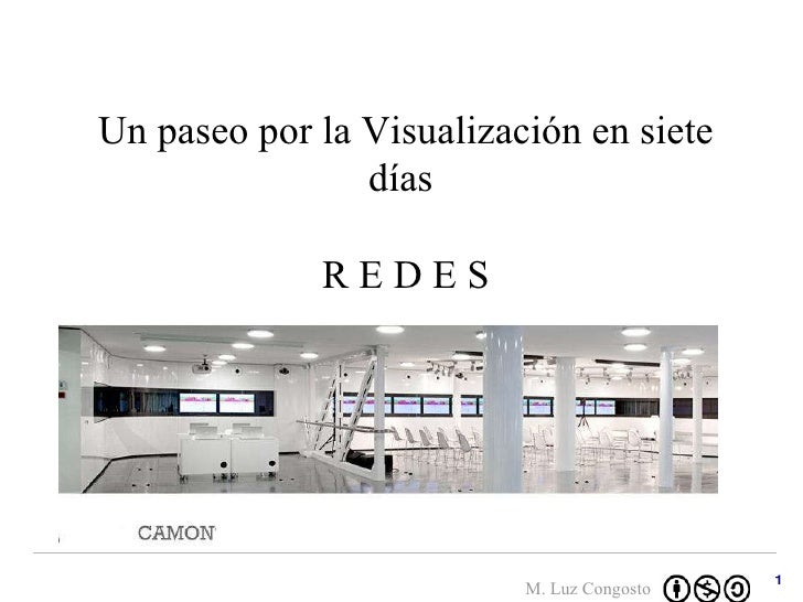 Camon visualizar-Redes