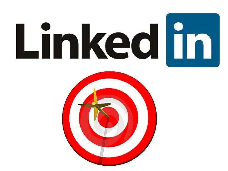 Usa Linked in para marketing de francotirador