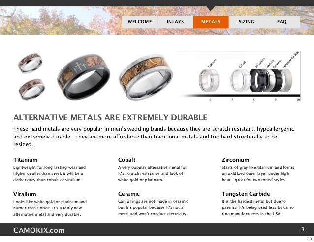 Mens Wedding Ring Materials staruptalentcom