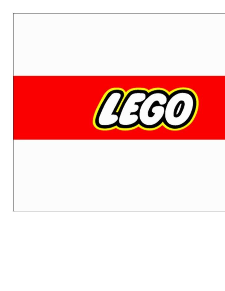 Dentro del largo reconocimiento que Lego ha tenido,como un continuo generador de ideas y habilidadescreativas que ayuda en...