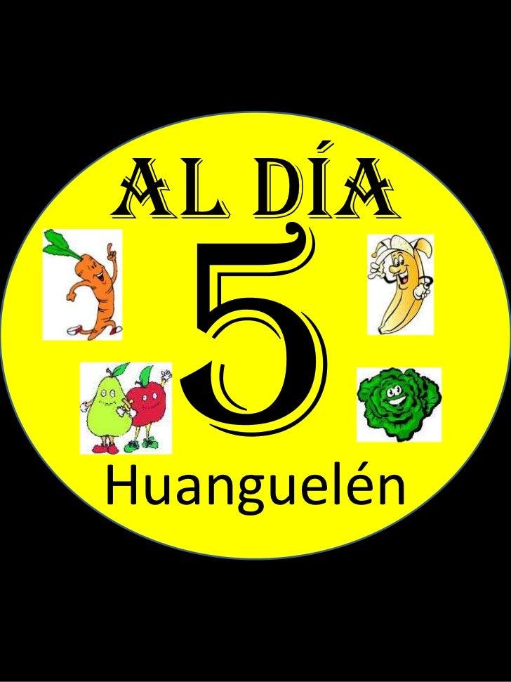 Al Día<br />5<br />Huanguelén<br />