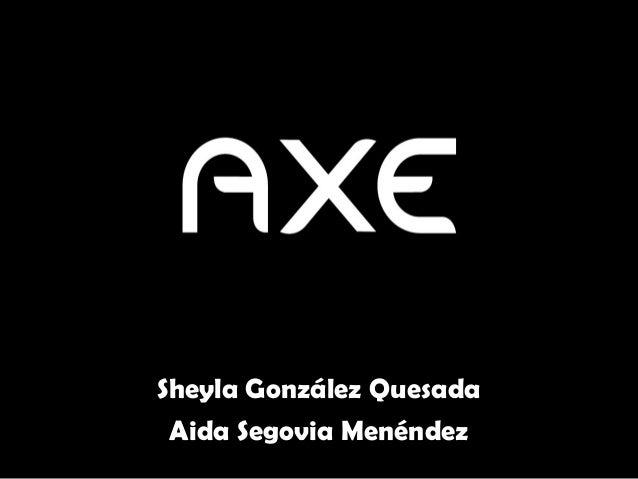 Sheyla González Quesada Aida Segovia Menéndez