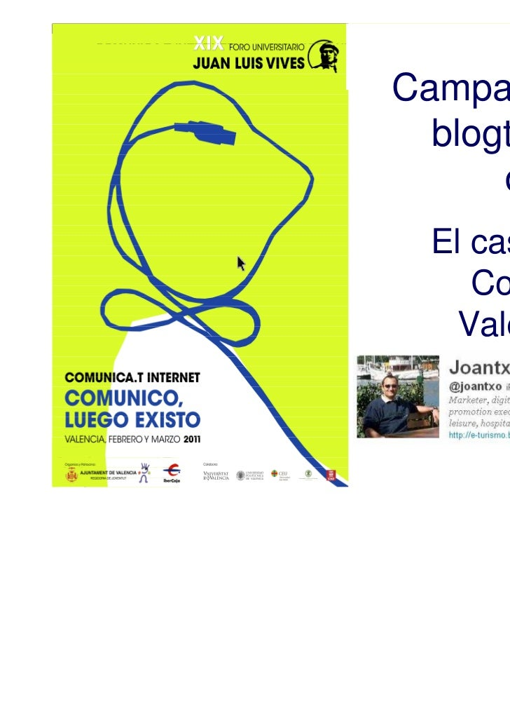 COMUNICA.T INTERNET   COMUNICO LUEGO EXISTO                                       Campañas de                             ...