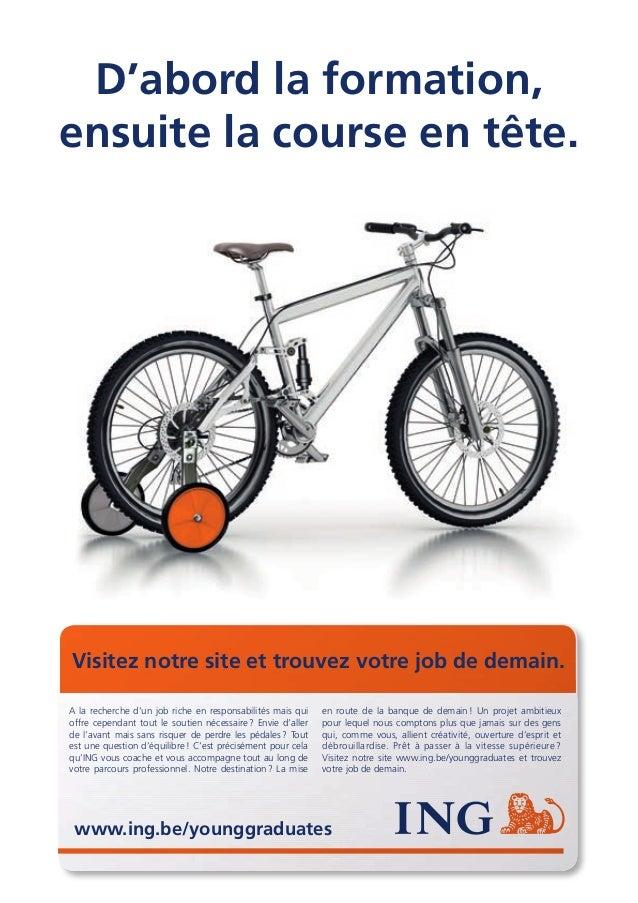 Campagne young graduates - ING Recruitment Belgium