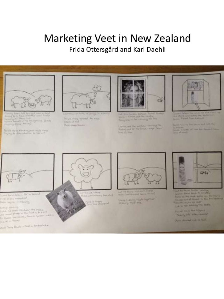 Marketing Veet in New Zealand    Frida Ottersgård and Karl Daehli