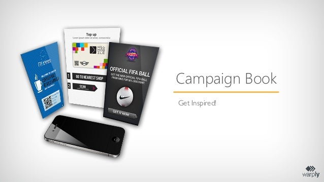 Campaign BookGet Inspired!