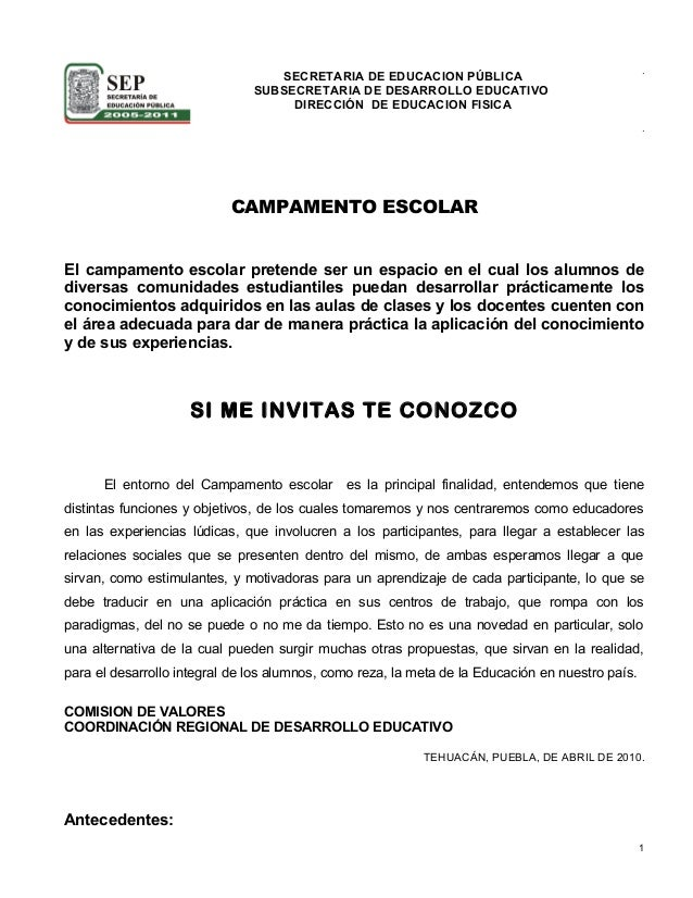 SECRETARIA DE EDUCACION PÚBLICA                                 .                               SUBSECRETARIA DE DESARROLL...