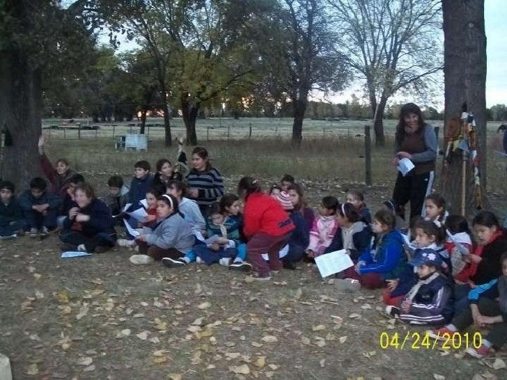 Campamento san jorge 2010