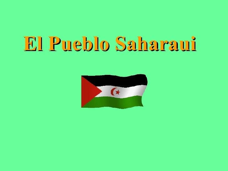 Campamentos de refugiados saharauis enTinduf