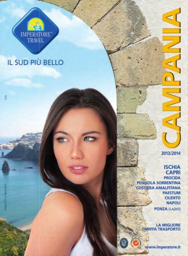 Catalogo Campania 2013 - Imperatore Travel
