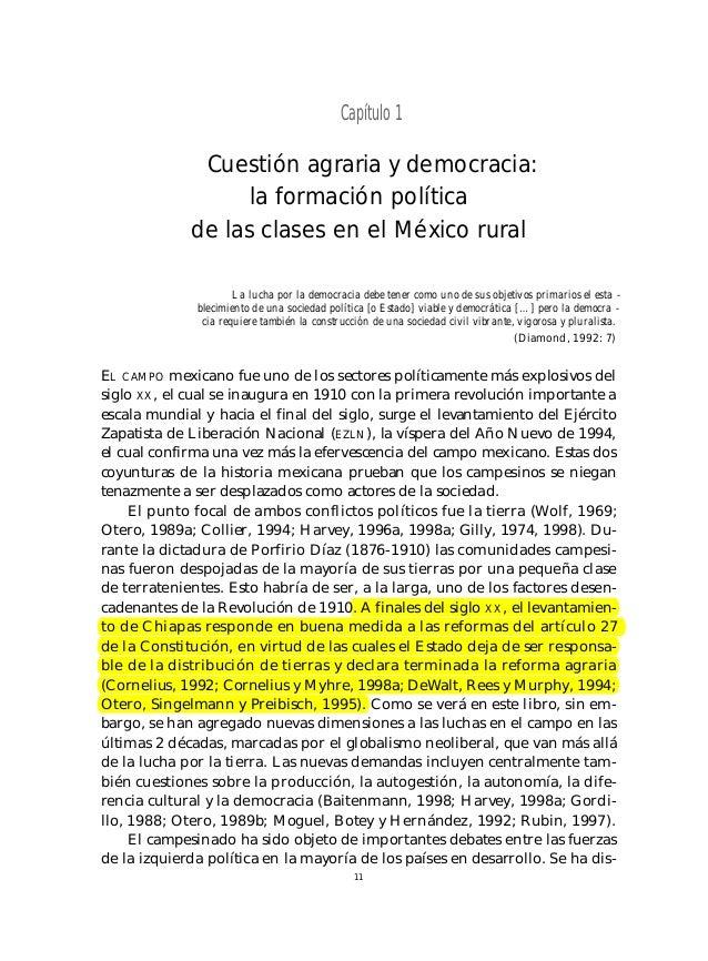 La lucha por la democracia debe tener como uno de sus objetivos primarios el esta - blecimiento de una sociedad política [...