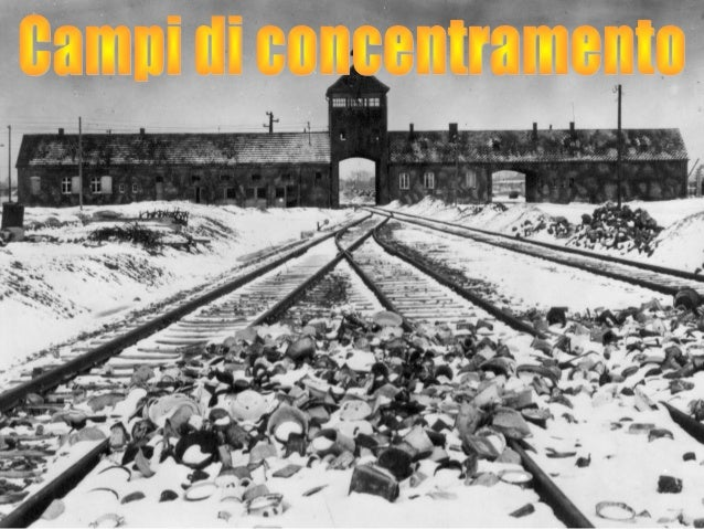 Una delle tragedie della II GuerraMondiale è stata la creazione da partedei nazisti dei campi diconcentramento e di stermi...