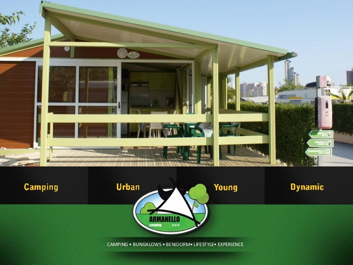 CAMPING • BUNGALOWS • BENIDORM• LIFESTYLE• EXPERIENCE