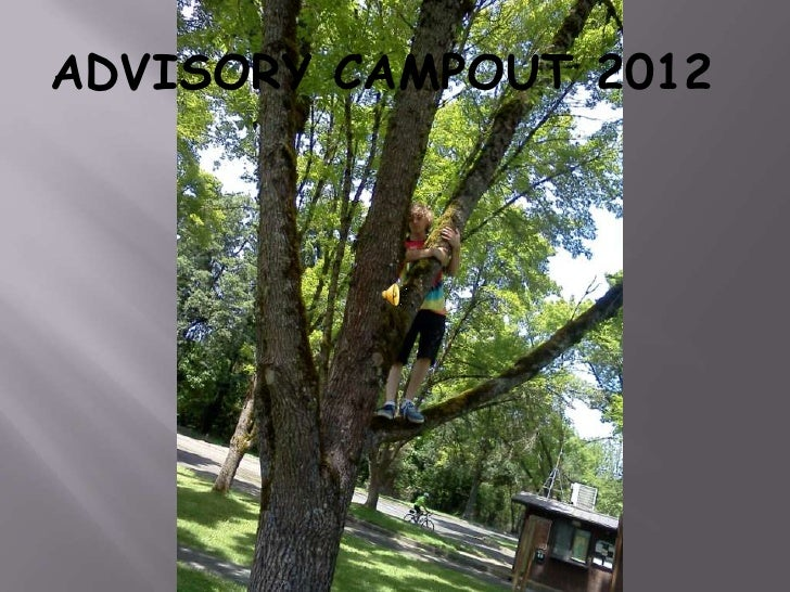 Frosh Camping Trip 2012