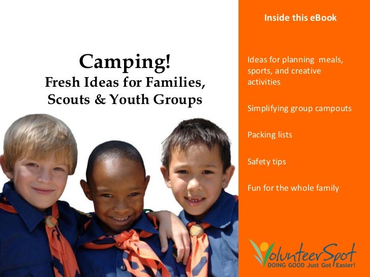 Great Ideas for Camping With Kids