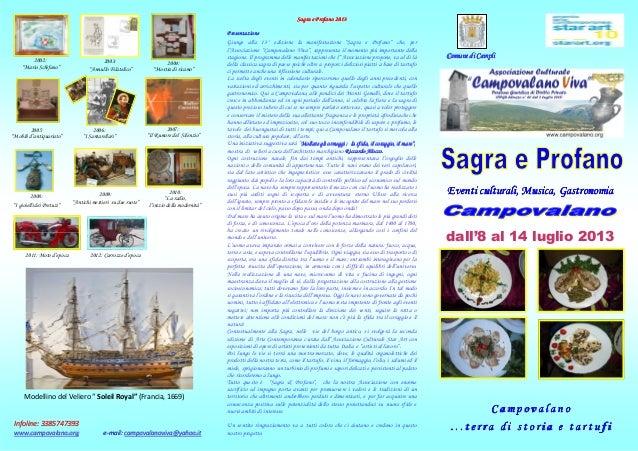 Comune di CampliComune di CampliComune di CampliComune di Campli Infoline: 3385747393Infoline: 3385747393 www.campovalano....