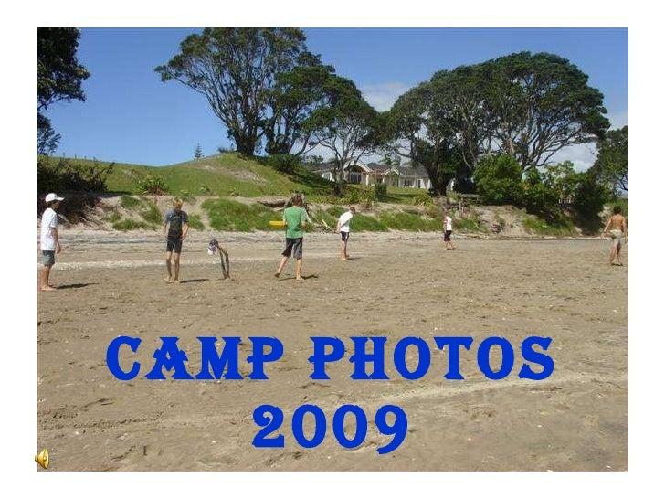 Camp Photos 2009