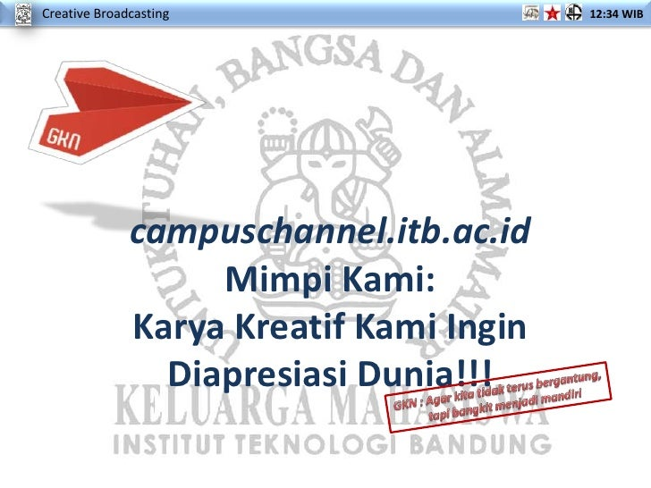 campuschannel itb