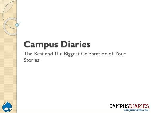 Campusdiaries Showcase - Raj Chourasia