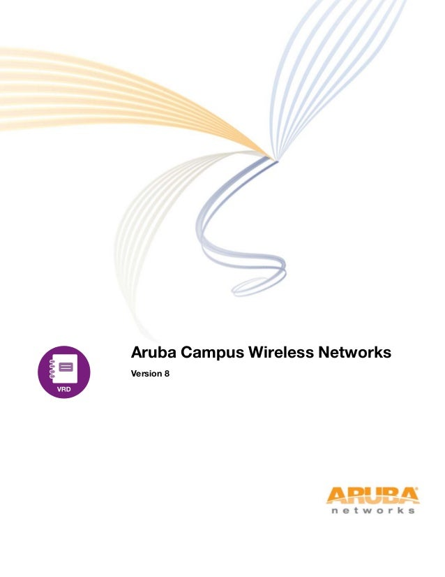 Campus Network Design version 8