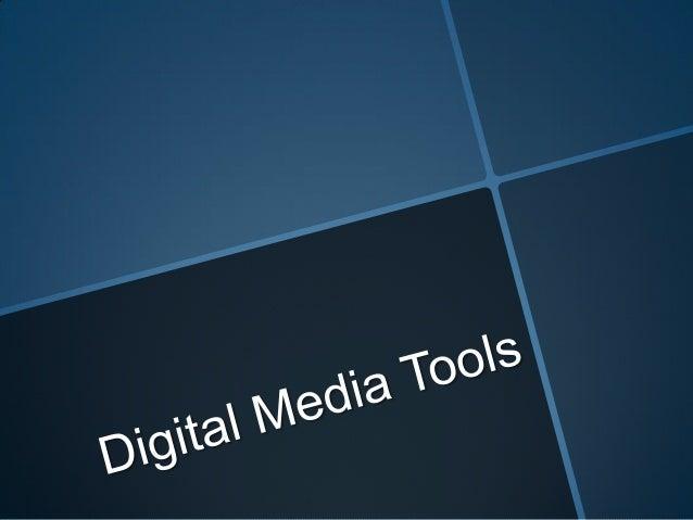 Camry digital media tools