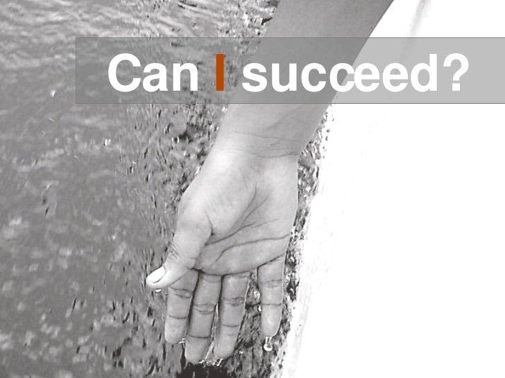 CanIsucceed?
