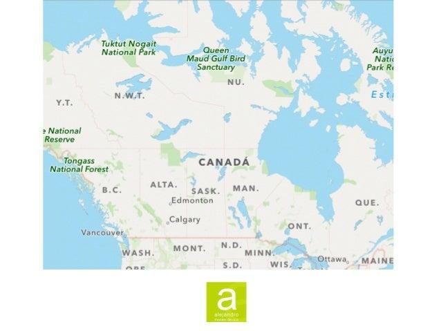 Canadá ciudades y atractivos