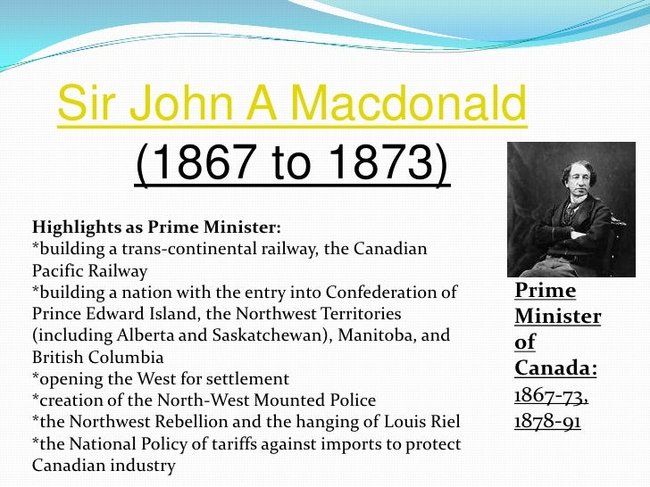 john alexander macdonald a great leader and a good role model (characterized by john alexander macdonald a great leader and a good role model | شركة الاصيل لتصدير الحاصلات.