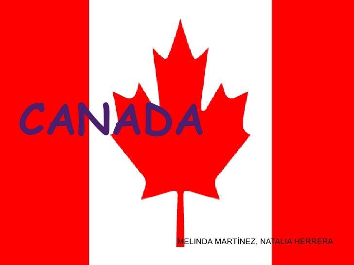 Canada pawerpoint_melinda_natalia