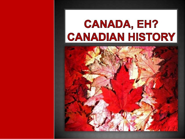 Describe Canada taking the viewpoints of an Inuit, a French Canadian, and an English descendant.?