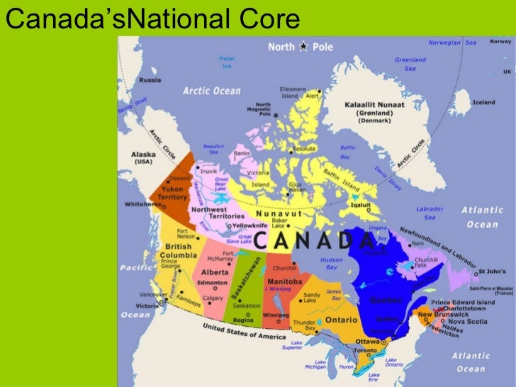 Canada'sNational Core