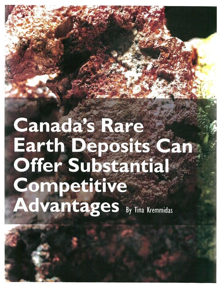 Canada's rareearths may-2012