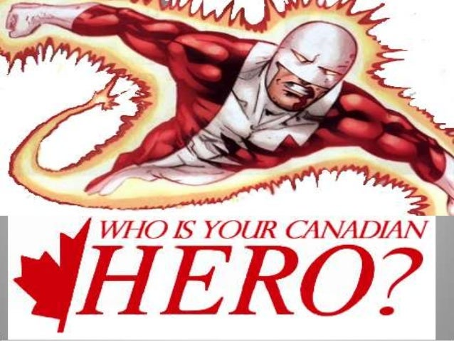 Canadian Heroes SS20-1 Assignment