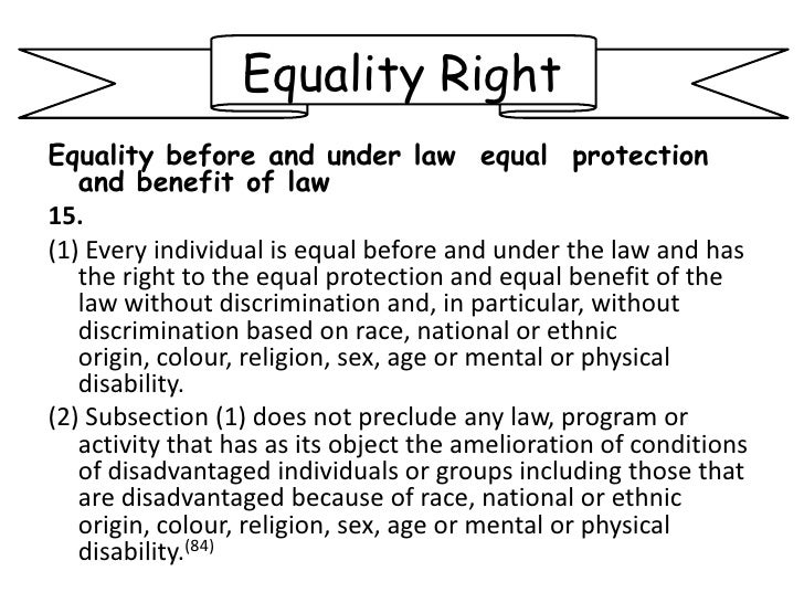 equality rights essay Learning about gender equality can be an important way to help your students think about history and justice this lesson offers essay topics that.