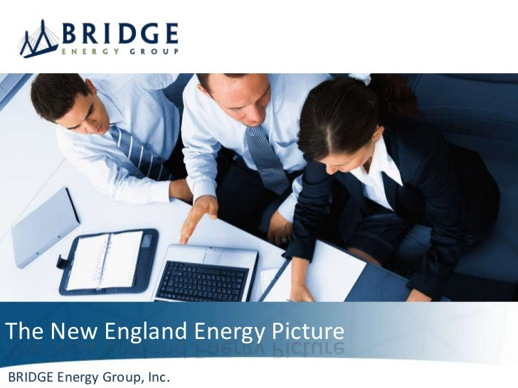 The New England Energy Picture<br />