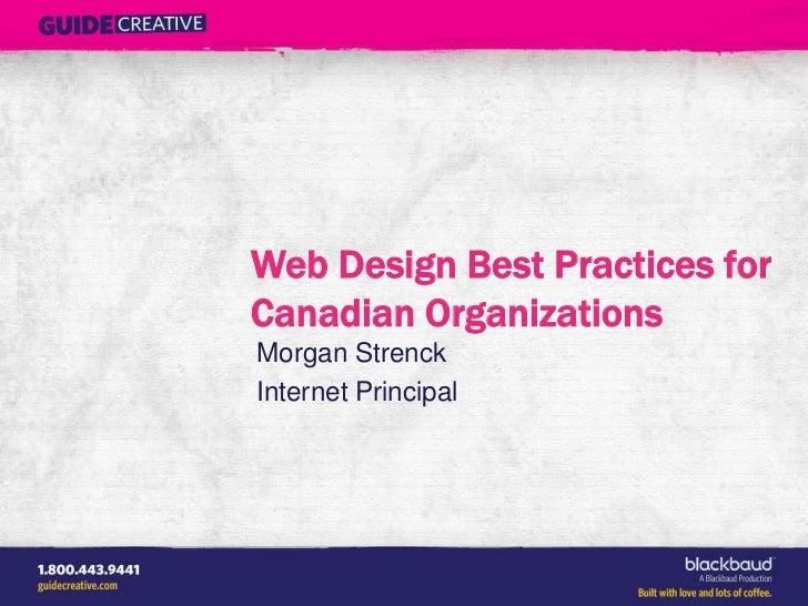 Canadian design
