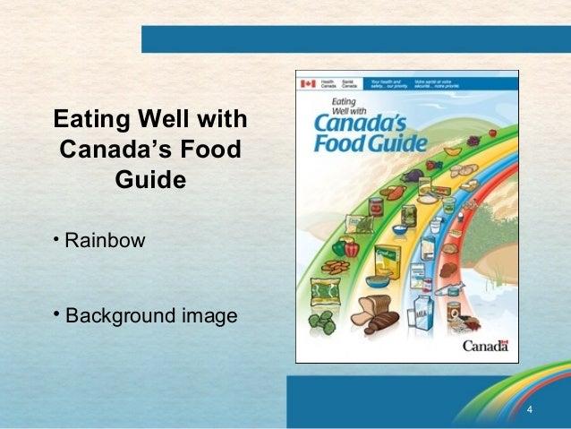 Food Guide • Rainbow