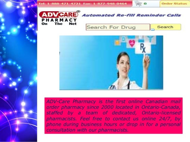 online pharmacies canada