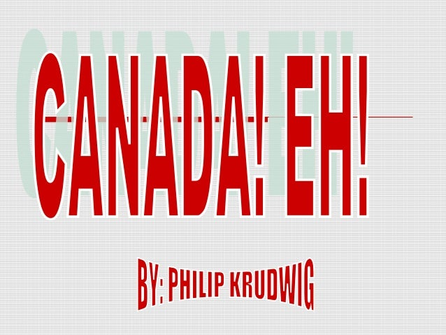 Welcome to Canada, the second largest country in the world. Canadas flag has a maple leaf because there are manymaple tre...