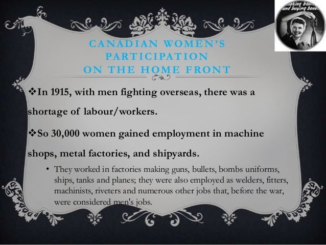 Did women do 'men's jobs' well in WW1?