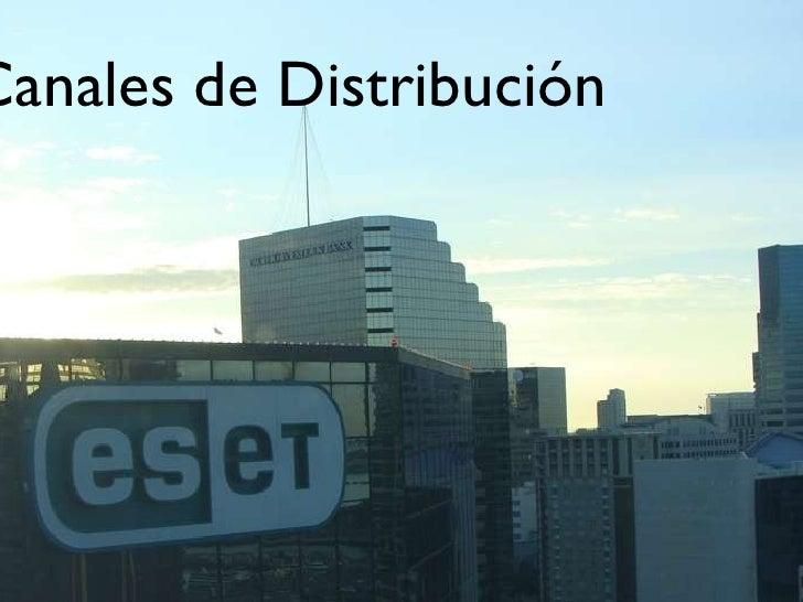 Ignacio M. Sbampato CEO ESET Latinoamérica Canales de Distribución Posgrado en Management Estratégico