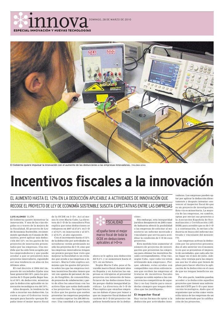 Canal innova, especial Innovación.