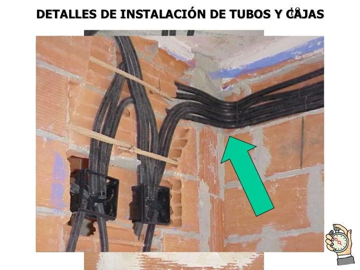 Canalizaciones instalaciones - Instalacion de electricidad ...