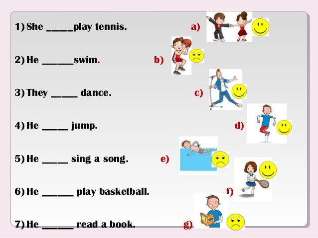 exercise clip arts