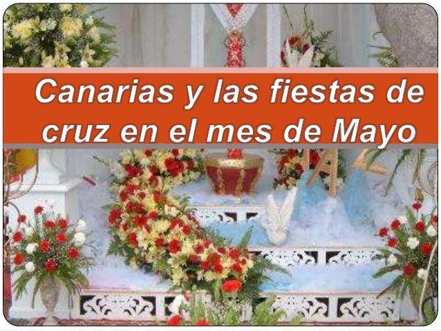 Decoradas en honor a las fiestas de CruzCruses