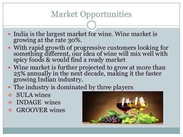 Winery business plan