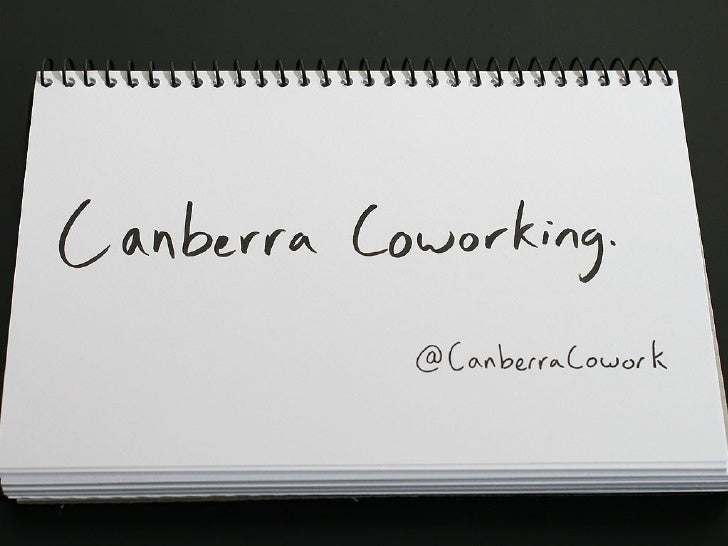 Canberra Coworking