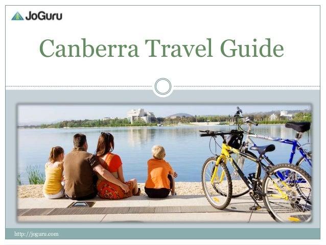 Canberra Sightseeig - JoGuru