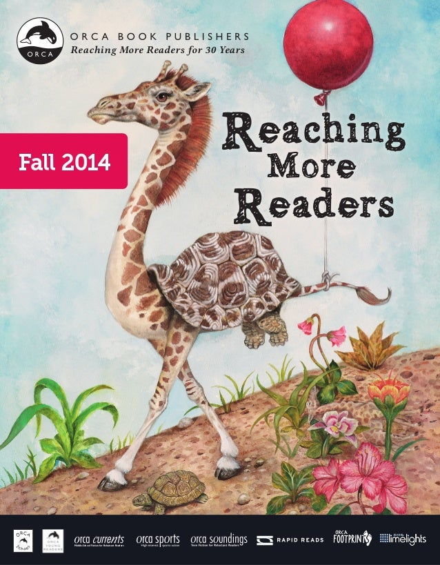 Fall 2014 Middle-School Fiction for Reluctant Readers Reaching More Readers for 30 Years eaching More eaders
