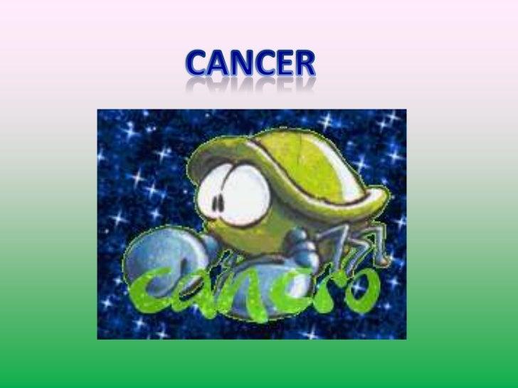 CANCER <br />